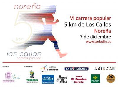"""Carrera Popular """"Los 5Km de los Callos"""""""