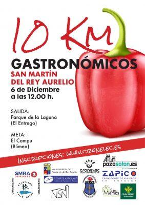 10Km Gastronómicos de SMRA