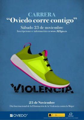 """Carrera """"Oviedo Corre Contigo"""""""