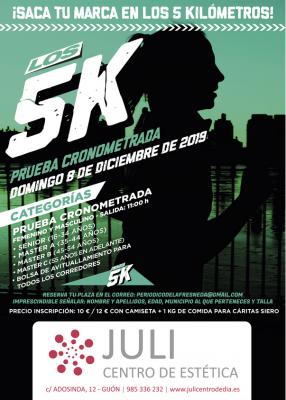 Los 5K - La Fresneda