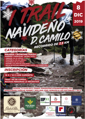 Trail Navideño Don Camilo