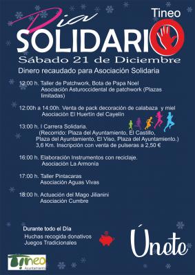 Carrera Solidaria de Tineo
