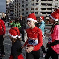 Fotos Carrera Papá Noel Avilés