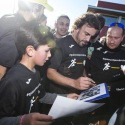Fotos Carrera Solidaria Fundación Fernando Alonso