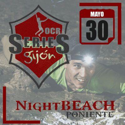 Gijón OCR Series - NightBeach Poniente