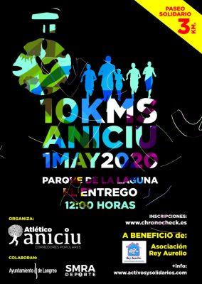 10 Km Aniciu