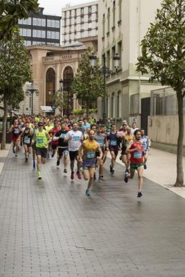 10 Km Oviedo - Las Caldas Villa Termal 2020