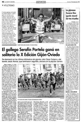 Carrera Gijón - Oviedo
