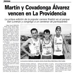 """Fotos Carrera """"Subida a la Providencia"""" 2008"""